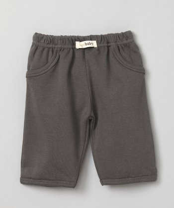 Gray Lounge Pants - Infant