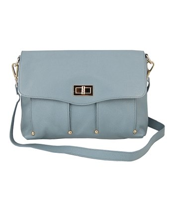 Gray Marie Crossbody Bag