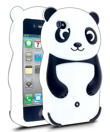 Black & White Panda Case for iPhone 4/4S