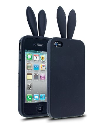 Black Rabbit Case for iPhone 4/4S