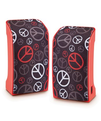 Peace USB Speakers