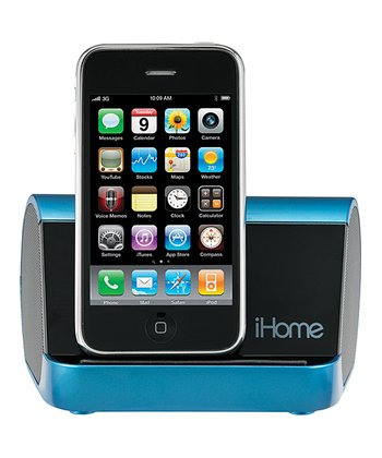 Portable iPod/MP3 Player Speaker System