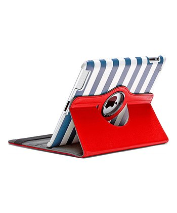 Aduro Cabana Pattern 360 Degrees Rotating Stand Case