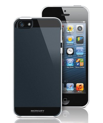 White & Clear Case For iPhone 5