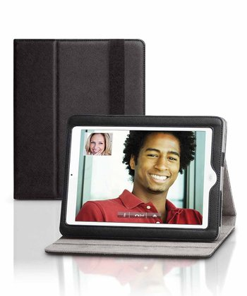 Black Trinity Case for iPad