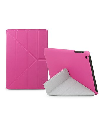 Pink Enigma Slim Folding Case for iPad Mini