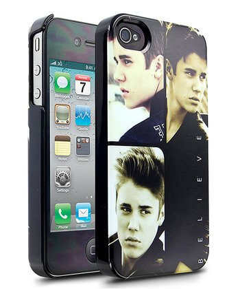 Sepia Justin Bieber Case for iPhone 4/4S