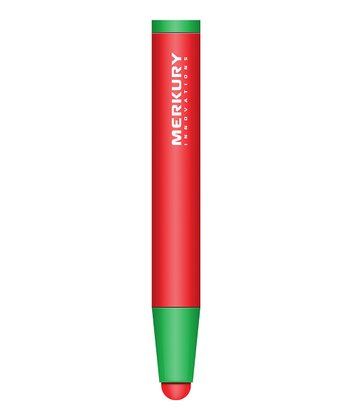 Red Kids' Touch Screen Stylus