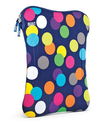 Scatter Polka Dot Laptop Sleeve