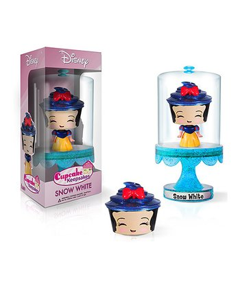 Snow White Cupcake Keepsake