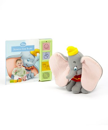 Songs for Baby Board Book & Plush Doll