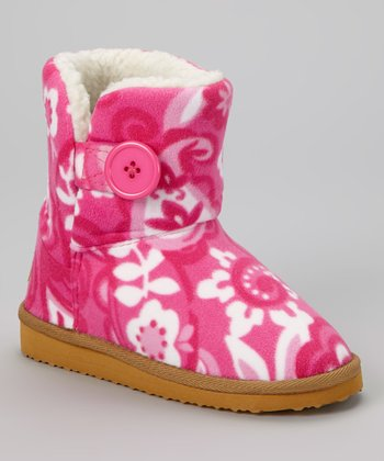 Pink Patty Boot