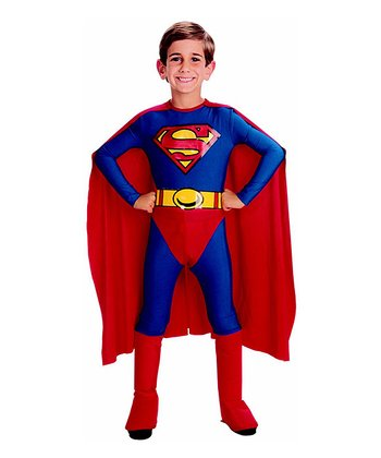 Superman Caped Dress-Up Set - Toddler & Boys