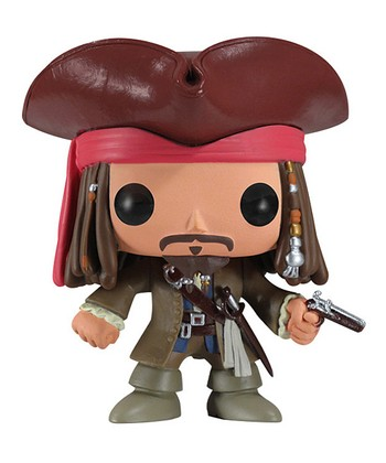 Jack Sparrow Pop! Figurine