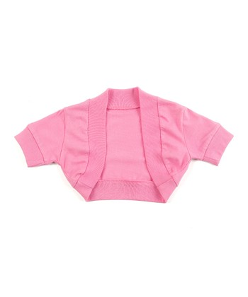 Pink Matrioska Shrug - Infant, Toddler & Girls