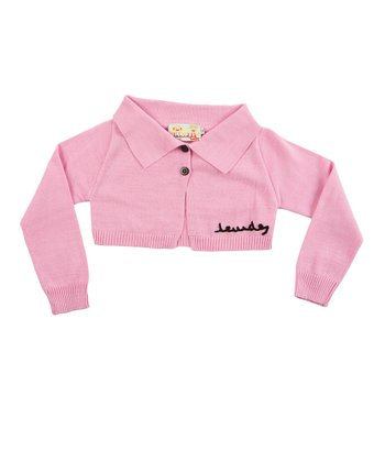 Pink Paris Bolero - Infant, Toddler & Girls