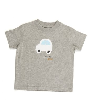 Gray Car Tee - Infant & Boys