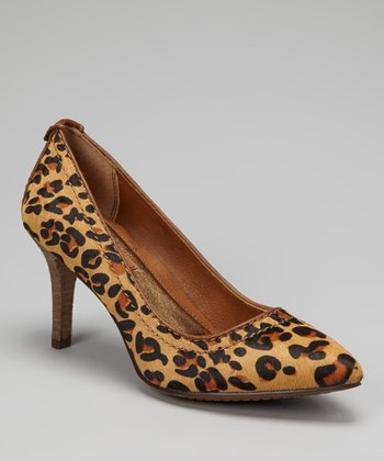Leopard Haircalf Ryleigh Pump