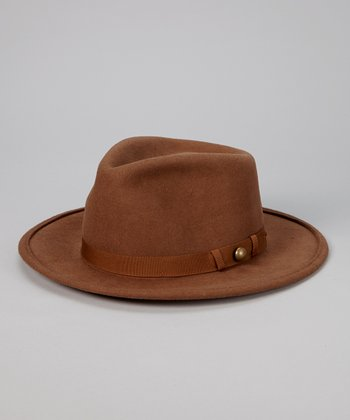 Brown Pecan Outback Hat