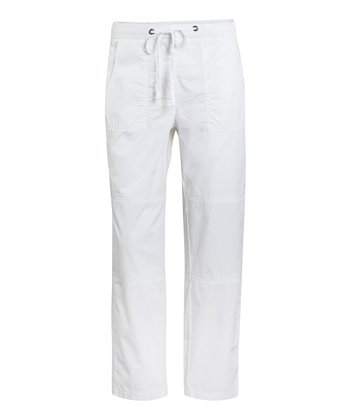 Cloud White Sweatpants - Women