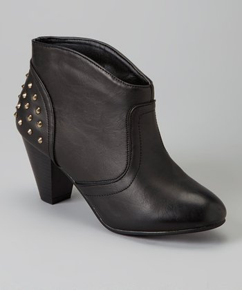 Black Katya Ankle Boot