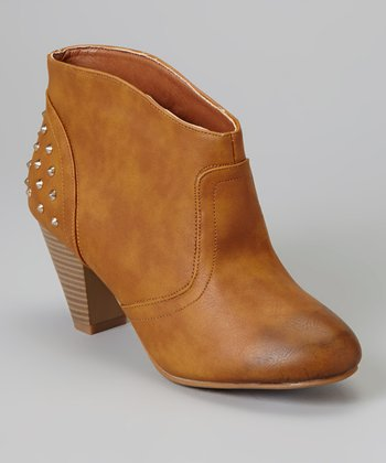 Camel Katya Ankle Boot