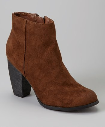 Brown Jora Boot