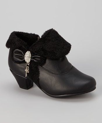 Black Key Auto Bootie