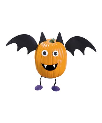 Bat Pumpkin Patch Figurine