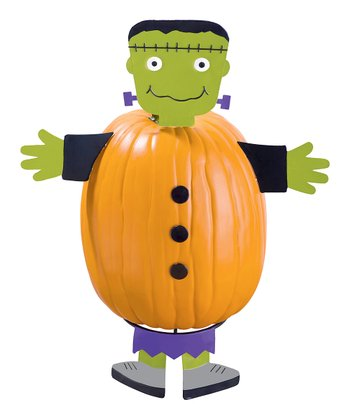 Frankenstein Pumpkin Patch Figurine
