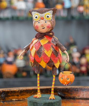 Hoot 'n' Holler Figurine