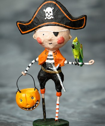 Captain Kidd Figurine