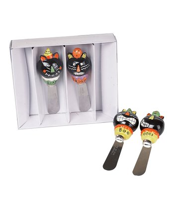 Fraidy Cats Spreader Set