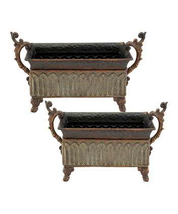 Medici Planter Set
