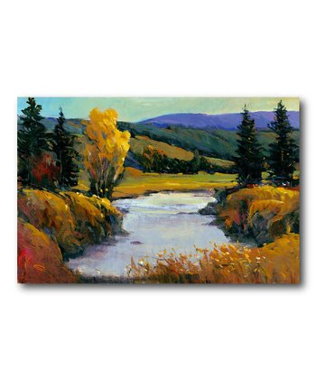 River Bank I Wall Art