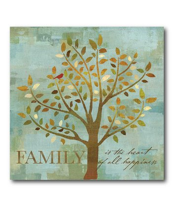 'Family' Tree Wall Art