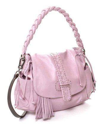 Pink Olivia Shoulder Bag