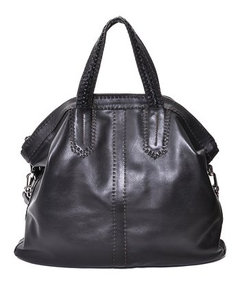Black Vivienne Shoulder Bag