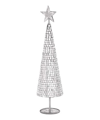 Metallic Christmas Tree