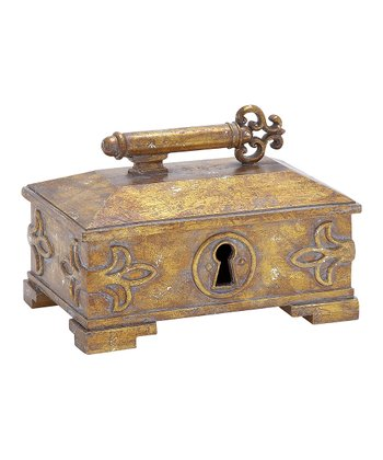 Rustic Decorative Key Box