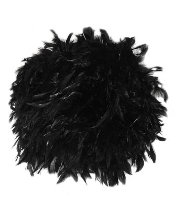 Black Feather Ball