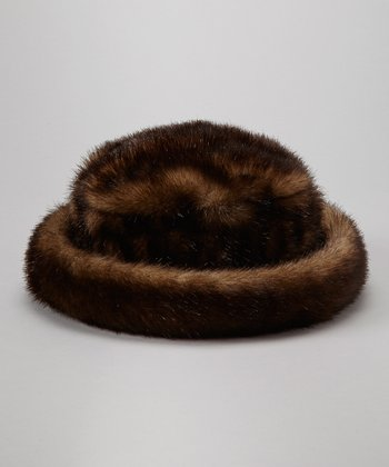 Brown Josephine Hat