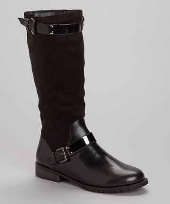 Black Banded Philip Boot