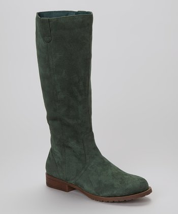 Green Philip Boot