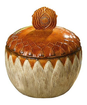 Orange Indian Summer Tureen