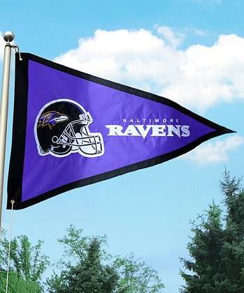 Baltimore Ravens Giant Pennant