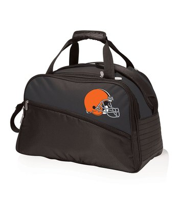 Black Cleveland Browns Tundra Bag