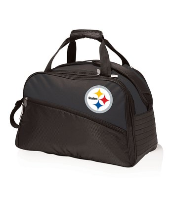 Black Pittsburgh Steelers Tundra Bag