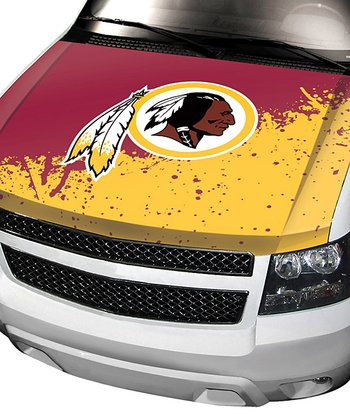 Washington Redskins Hood Cover