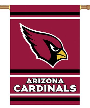 Arizona Cardinals Banner & Pole Sleeve
